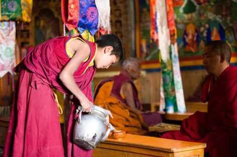 Service du Thé - Ladakh, Inde -
