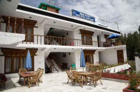 Hôtel de Leh - Ladakh, Inde -