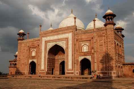 Tombeau d'Humayun - Delhi - Inde -