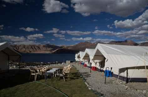 Camp fixe - Ladakh, Inde -