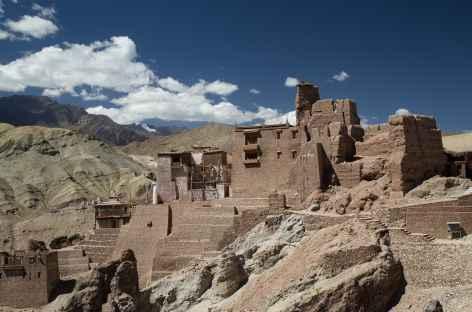 Ruines de Basgo - Ladakh, Inde -