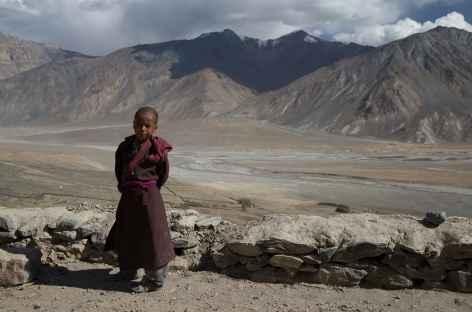 Jeune Zanskari - Ladakh, Inde -