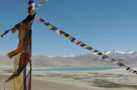 Lac tsokar - Ladakh, Inde -
