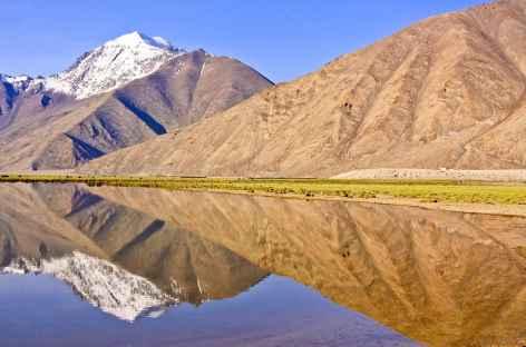 Reflet d'altitude - Ladakh, Inde -