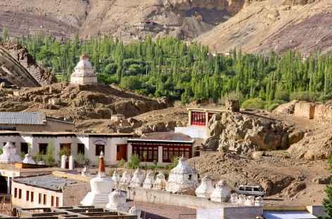 Berges de l'Indus - Ladakh - Inde -