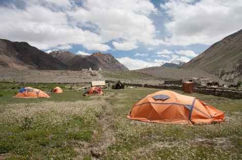Camp - Ladakh - Inde -