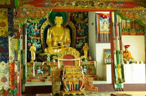 Salle au Monastère - Ladakh - Inde -
