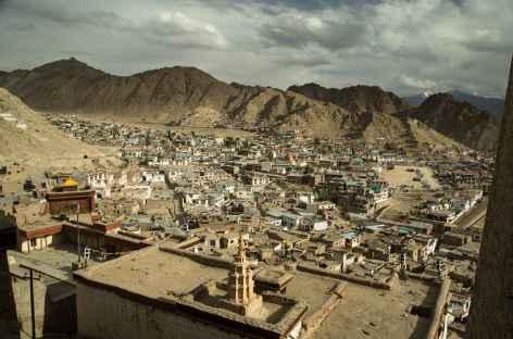 Ville de leh - Ladakh - Inde -