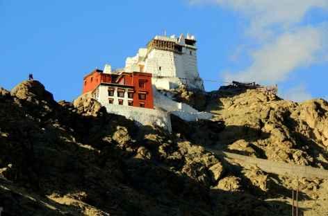 Au dessus de Leh, Ladakh - Inde -