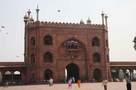 Jama Masjid - Delhi, Inde -