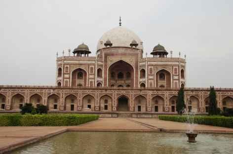 Tombe d'Humayun, Delhi - Inde -