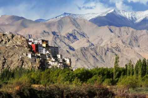 Thikse, Ladakh - Inde -