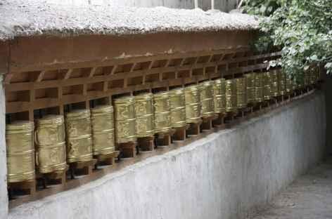 Moulins à prières - Ladakh, Inde -
