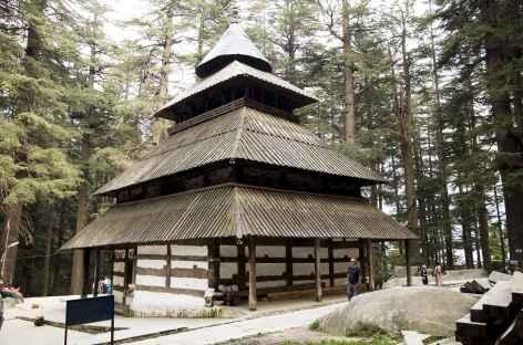 Temple à Manali -