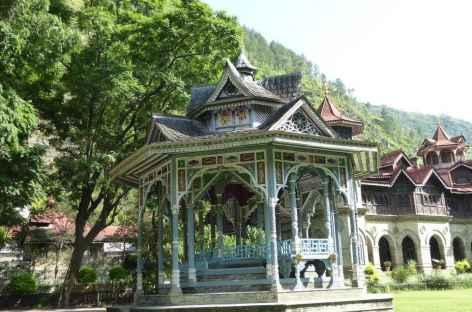 Cadre bucolique de Shimla - Inde -
