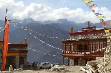 Monastère du Spiti - Inde -