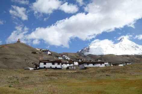 Village de la vallée du Spiti - Inde -