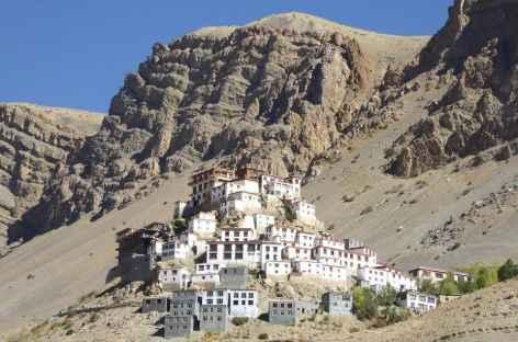 Village et monastère du Spiti - Inde -