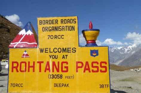 Col de Rohtan, Spiti - Inde -