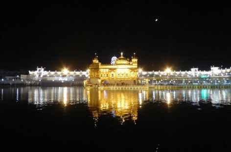 Temple d'Or Amritsar - Inde -