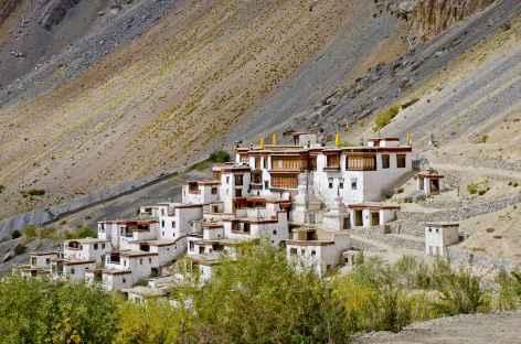 Village de Lingshed, Ladakh, Zanskar- Inde -