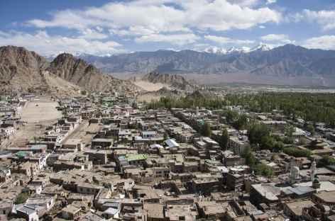 Le vieux Leh, Ladakh - Inde -