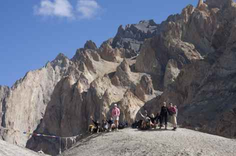Au Yogma La 4700 m, Zanskar - Inde -