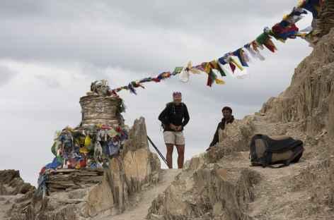 Les arêtes de l'Hanuma La, Ladakh, Zanskar- Inde -