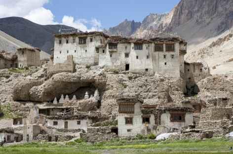 Village de Kanji, Ladakh, Zanskar- Inde -