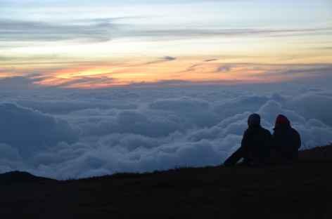 Mer de nuage, Sikkim -