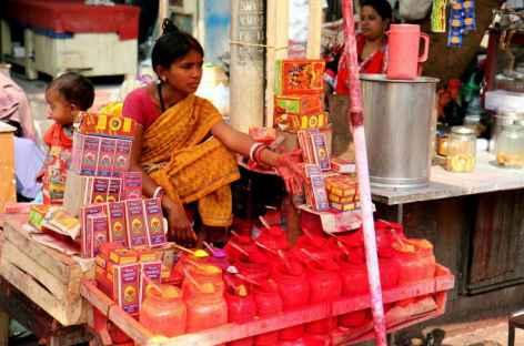 Poudre à tikka - Calcutta, Inde -