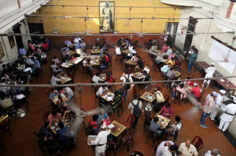 Quartier des bouquinistes - Calcutta, Inde -