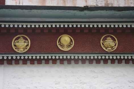 Symboles bouddhistes, Sikkim -