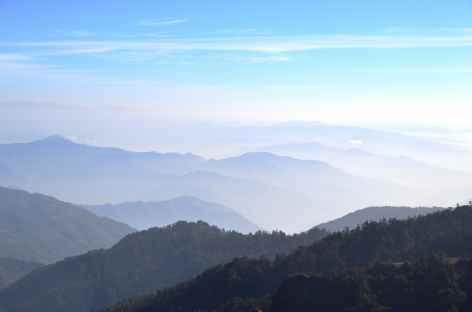 Arrivée au Sikkim - Inde -