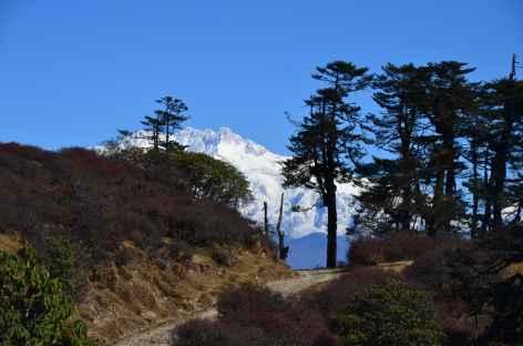 Sommet du Sikkim - Inde -