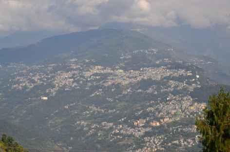 Ville de Gangtok - Inde -