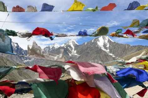 Col de Kuzum La - Himalaya indien -