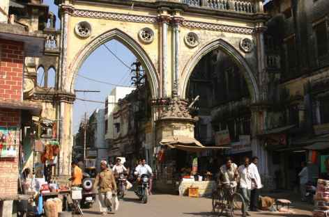 Ahmedabad, vieille ville -