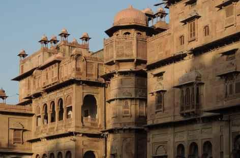 Le fort de Junagarh à Bikarner, Rajathan, Inde -