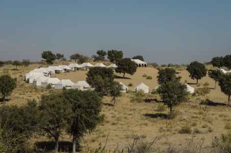 Le camp de Manvar -
