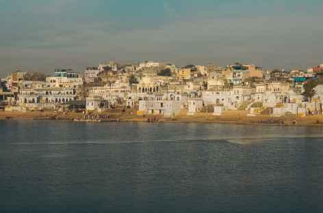 La petite ville sacrée de Pushkar, Rajasthan -