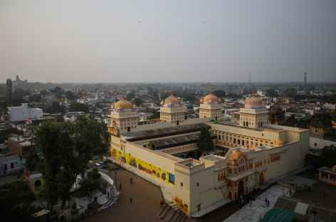 Vue sur le temple de Ram Raja - Orchha -