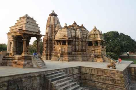 Temples de Mahadeva et Devi Jagadamba - Khajuraho -