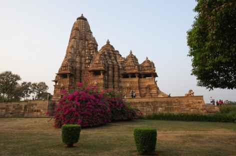 Le temple de Kandariya Mahadev - Khajuraho -