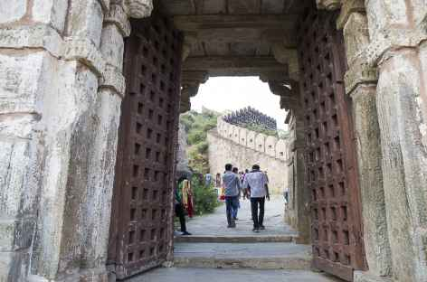 Entrée du Fort de Kumbalgarh -