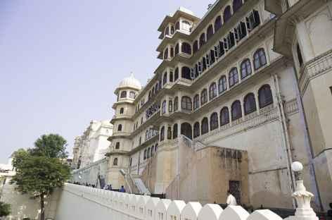 City Palace d'Udaipur -