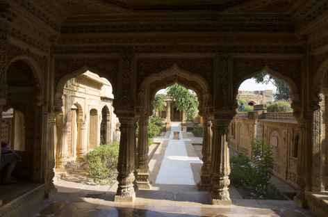 Temple Jaïn d'Amarsagar - Jasaimer -