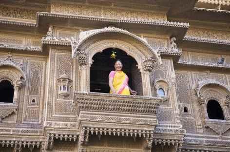 Patwon ki Haveli - Jaisalmer -