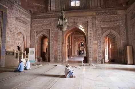 Intérieur du palais - Fathepur Sikri -