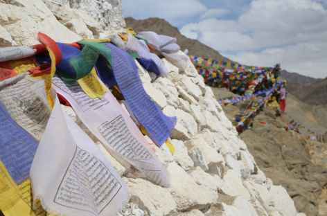 Fanions tibétains - Ladakh -